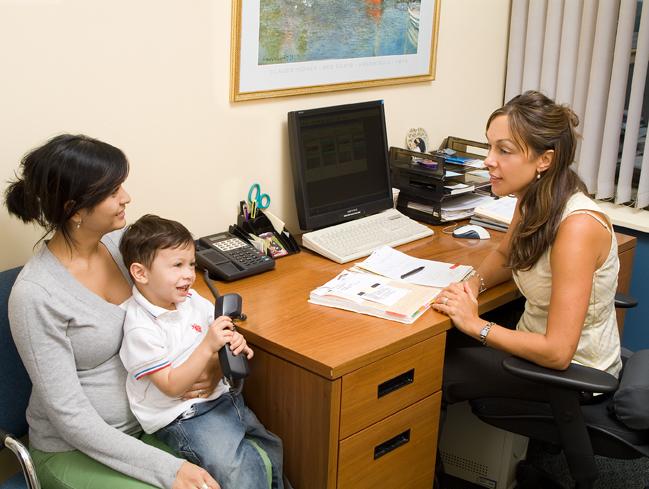 Family Nurse Practitioner of Integrative Medicine Treatments for Illness